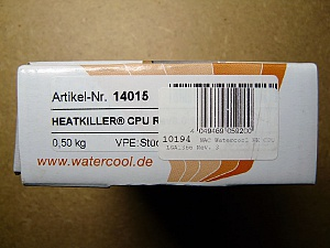 Watercool HK CPU LGA1366 Rev. 3.0 (модель, арти...
