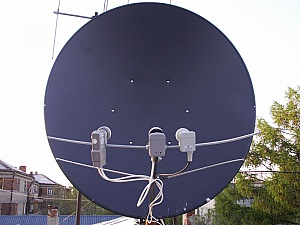 Buster: Express AM22 at 53.0°E & Türksat 2A/3A ...